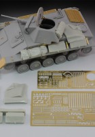 T-70 M Živice a kovových fotoleptaných kit - Royal Model 620