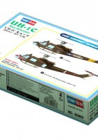 UH - 1C Huey Helicopter-HOBBY BOSS 85803