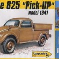 Volkswagen 825 typu Pick Up - CMK T35025