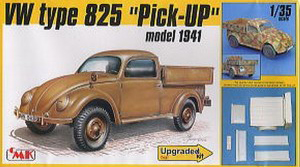 Volkswagen Tipo 825 Pick Up - CMK T35025