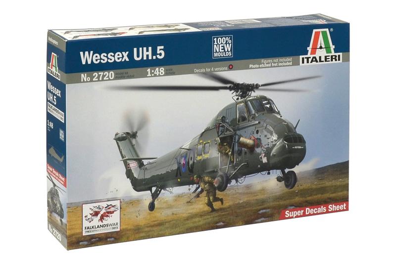 Wessex UH.5 - ITALERI 2720