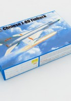 中国J-8D脊鳍-喇叭02846