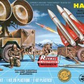 Hawk Raket Plastični Model Kit - Revell 85-7813