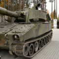 M109A3GN - walkaround с парусом