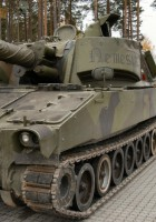 M109A3GN - WalkAround