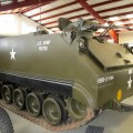М59 БТР - walkaround с парусом