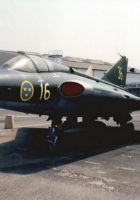 Saab J-35 Draken - WalkAround