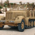 Sd.Kfz. 7 Plastic Model Kit Revell 80-3186
