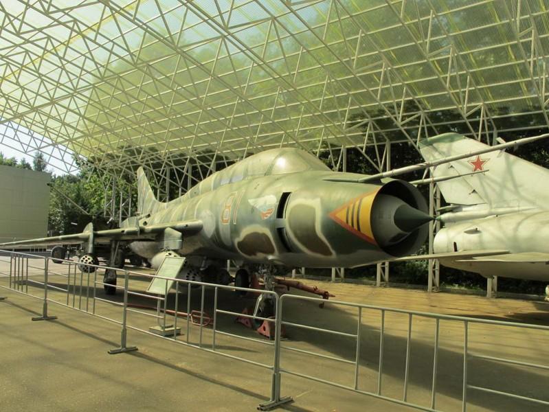 Suchoj Su-17UM3 - Omrknout