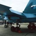 Фронтовий бомбардувальник Су-32ФН - мобільний