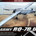 U.S. ARMY RQ-7B UAV - ACADEMY 12117