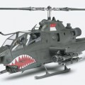 AH-1F Cobra Gunship Plastic Model Kit - Revell 85-5321