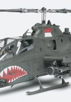 AH-1F Cobra Gunship Plastic Model Kit - Revell 85-5321
