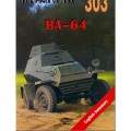 Automitrailleuse BA-64 - Wydawnictwo 303