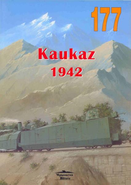 Kaukázus 1942 - Wydawnictwo Militaria 177