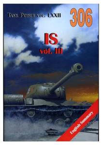 Танки IS - Иосиф Сталин - Wydawnictwo 306