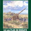 Przeciwlotnicze 8,8 cm - wydawnictwo Militaria 147