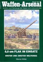 Flak 8,8cm - Wydawnictwo Militaria 147