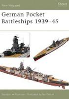 Tysk Lomme Slagskibe 1939-45 - NYE VANGUARD 75