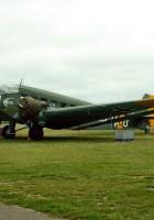 Junkers JU-52 - išorinis sukamaisiais apžiūra