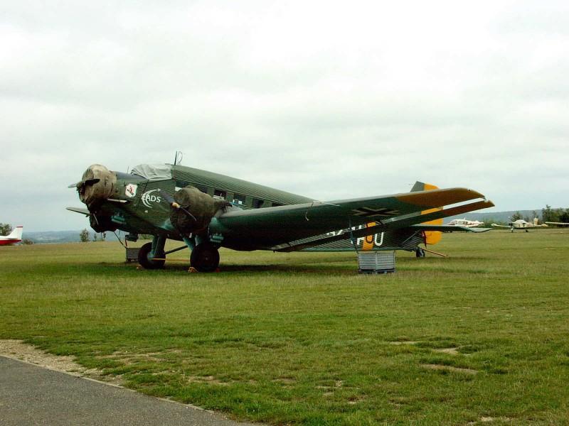 Junkers JU-52 - WalkAround