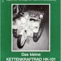 클라이네 Kettenkraftrad-Waffen 무기 Sonderband69