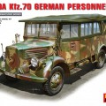 L1500A (Kfz.70) German Персонал Car - Miniart 35147