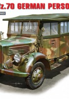 L1500A (Kfz.70) German Personnel Car - MiniArt 35147