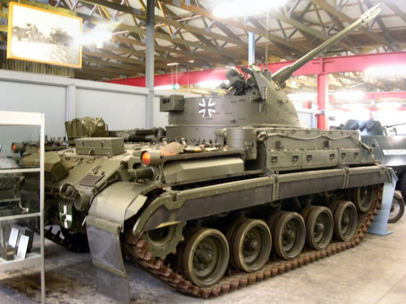 M42 Duster - WalkAround