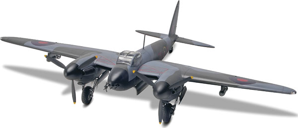 Mosquito Mk IV Plastic Model Kit - Revell 85-5320