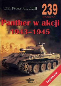 Panther in action - Wydawnictwo 239