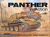Panther in Action - Squadron Signal SS2011