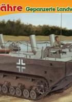 Panzerfahre Gepanzerte Landwasserschlepper Prototype Nr.I - DML 7489