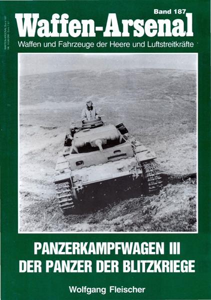 Panzerkampfwagen III - armour Blitzkrige - Arsenal 187