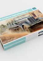 Sd.De carro.8 Schwerer zugkraftwagen 12t - Trompetista 01583