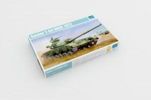 Soviet T-64 MOD 1972 - Trumpeter 01578