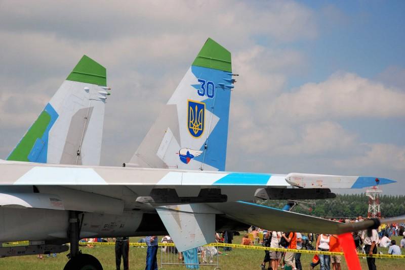 Сухой Су-27-WalkAround