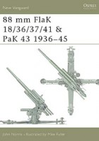 88 mm FlaK 18/36/37/41 and PaK 43 1936-45 - NEW VANGUARD 46