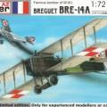 Breguet BRE-14A - AZ-Modelo Legato 7206