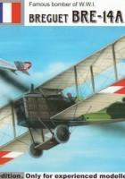 Breguet BRE-14A - AZ-Modelo de Legato 7206