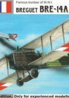 Breguet BRE-14A - AZ-Model Legato-7206