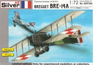 """Breguet BRE-14A - AZ-Modell """"Legato"""" 7206"""