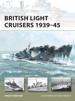 英国的轻巡洋舰1939年-45-新的先锋194