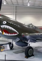 Curtiss P-40 Warhawk-WalkAround