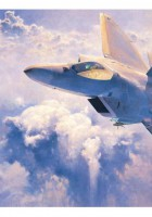 F-22 Raptor sił POWIETRZNYCH USA - Hasegawa 7245