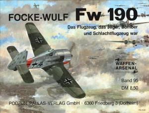 Focke-Wulf Fw 190 - Waffen-Arsenal 096