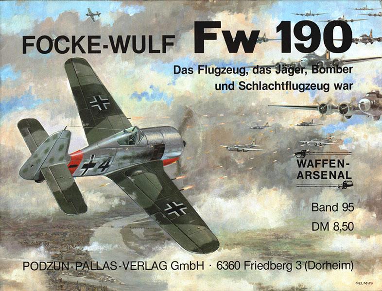 Focke-Wulf Fw 190 - Waffen Arsenale 096