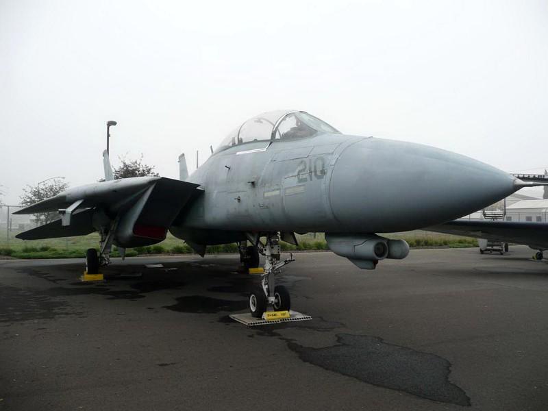 Teori F-14 Tomcat - WalkAround