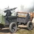 Hest trukket vogn (Type 36) med to pistol mount 36 - Ess-Modeller 72510