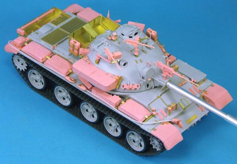 IDF Tiran6 Konvertering set - Legenden LF1252